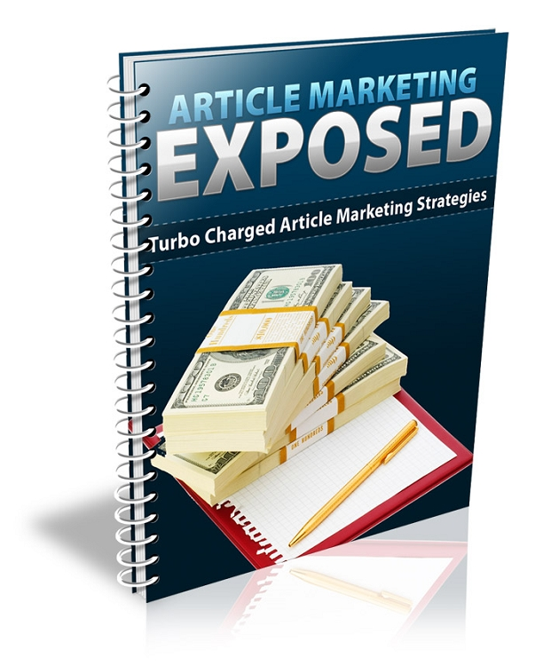 Article Marketing Exposed Report (PLR / MRR)