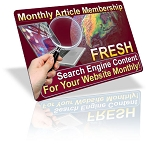 Article Membership (PLR / MRR)
