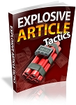 Article Tactics Report (PLR / MRR)
