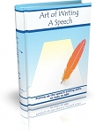 Art Of Writing A Speech (MRR)