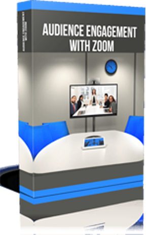 Audience Engagement With Zoom (PLR / MRR)
