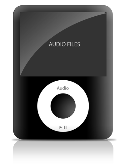 Audio Files and Music (PLR)