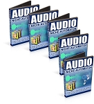 Audio Niche Automator Software (PLR / MRR)