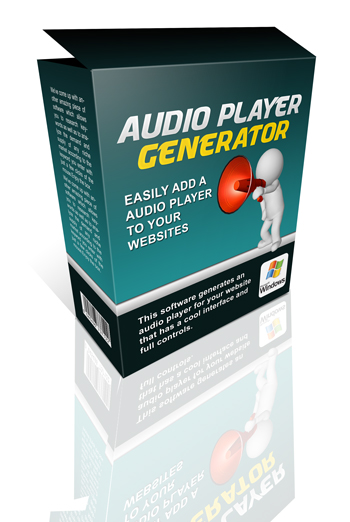 Audio Player Generator (PLR)