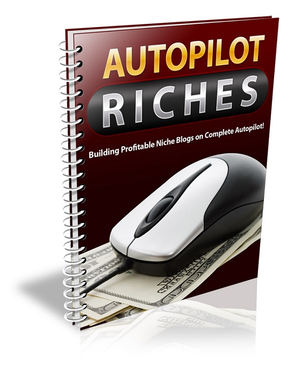 Autopilot Riches Report (PLR / MRR)
