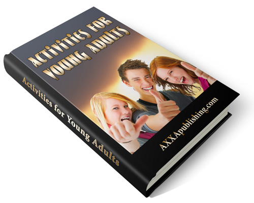 Activities For Young Adults (PLR / MRR)
