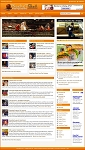 Basketball Blog Template (PLR / MRR)