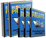 Blog Clone Profits - Video Workshop PLR (MRR)