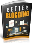 Better Blogging (PLR / MRR)