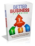 Better Business Planning (MRR)