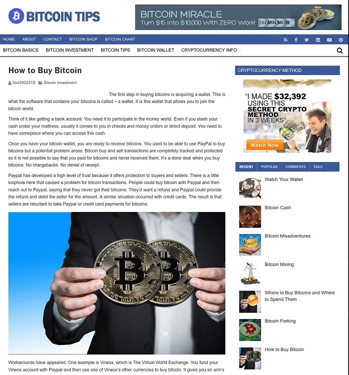 bitcoin turnkey