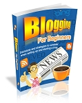Blogging Beginners (PLR / MRR)
