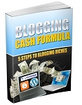 Blogging Cash Formula (MRR)