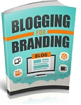 Blogging For Branding (PLR / MRR)