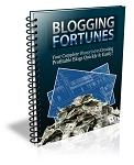 Blogging Fortunes Report (PLR / MRR)