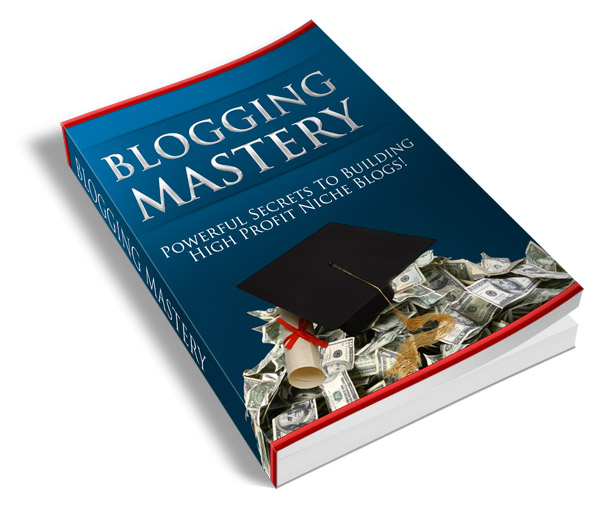Blogging Mastery Software (PLR / MRR)