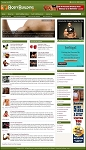Body Building Blog Template (PLR / MRR)