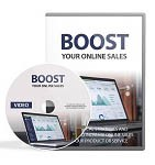 Boost Your Online Sales (PLR / MRR)