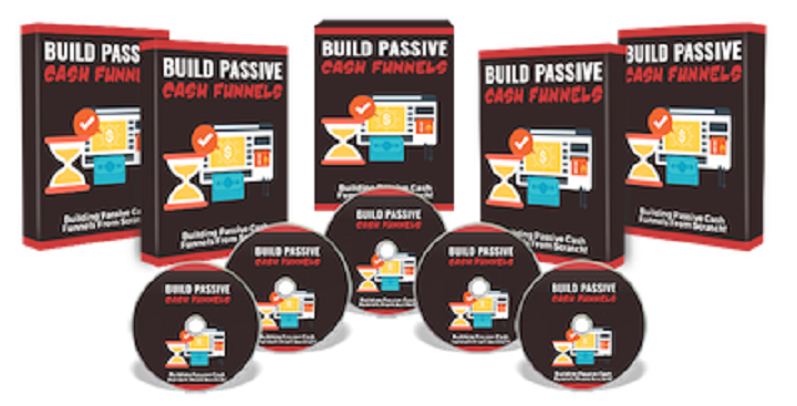 Build Passive Cash Funnels (PLR / MRR)