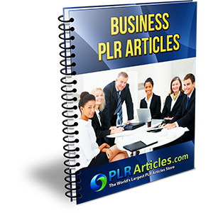 10 Business Boost Articles (PLR / MRR)