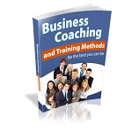 Business Coaching and Training (PLR / MRR)