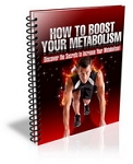 How to Boost Your Metabolism (PLR)