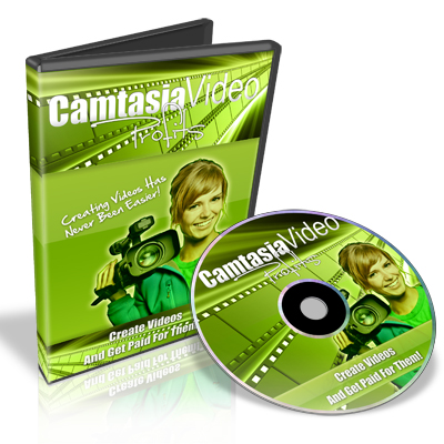 Camtasia Video Profits - Video Series (RR)