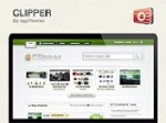 Clipper Theme - GPL (PLR/MRR)