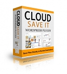 Cloud Save It Wordpress Plugin
