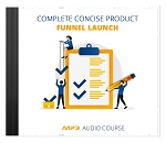 Complete Concise Product Funnel Launch (PLR / MRR)