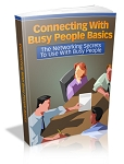 Connecting With Busy People Basics (MRR)