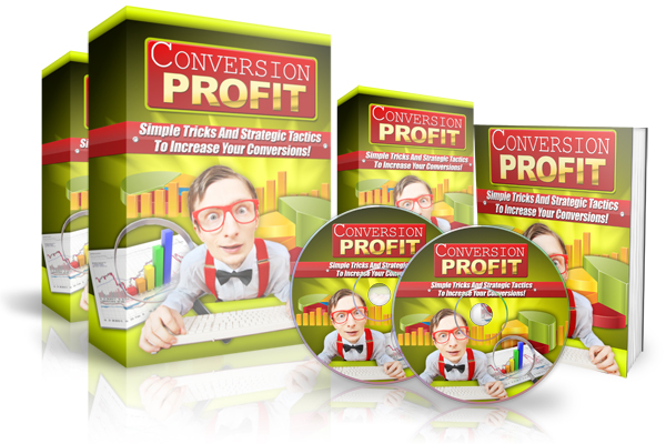 Conversion Profits - Video Series (PLR / MRR)