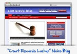 Court Records Lookup Niche Blog