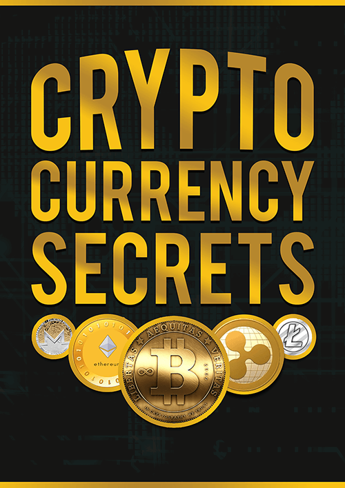 Cryptocurrency Secrets  - Turnkey Cryptocurrency (Ebook, Videos, Sales Pages, Report & More) (MRR)