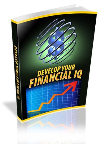 Develop Your Financial IQ (MRR)