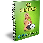 10 Fat Burning Fast Articles (PLR / MRR)