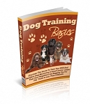Dog Training Basics - PLR - UPDATE (PLR)