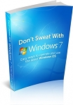 Dont Sweat With Windows 7 (PLR / MRR)