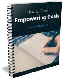 How to Create Empowering Goals  (PLR / MRR)