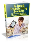 E-book Publishing Secrets (MRR)