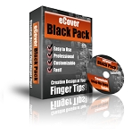 ECover Black Pack (PLR / MRR)
