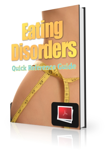 Eating Disorders Quick Reference Guide (PLR / MRR)
