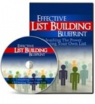 Effective List Building Blueprint (PLR)
