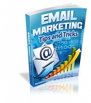 Email Marketing Tips And Tricks (PLR / MRR)