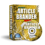EZ Article Brander Software (PLR / MRR)