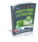 The Easy Way to Profit From List Building (RR)