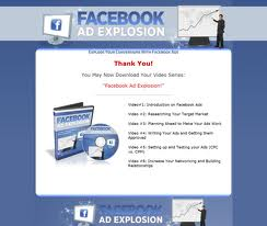 Facebook Ad Explosion - Video Series (PLR)