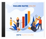 Failure Rates Online (PLR / MRR)