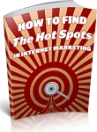 Find The Hot Spots In Internet Marketing (PLR/MRR)