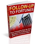 Follow Up Fortune (PLR / MRR)